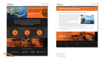 Houston Website Design By Brand Tackle A Houston Marketing Firm